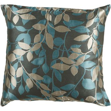 Decor 140 Versoix Teal Decorative Pillow - 18'' x 18''