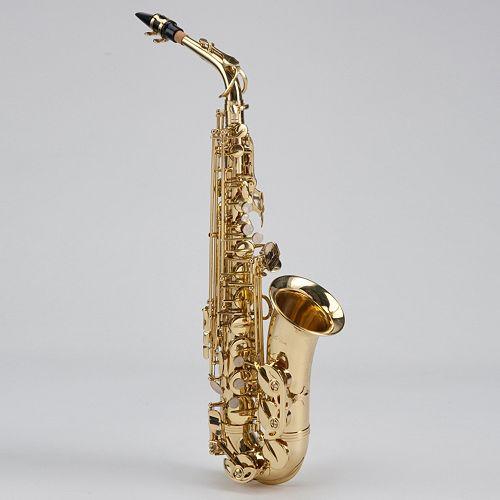 le'Var Student Eb Alto Saxophone