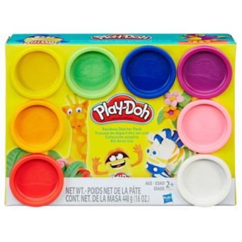 Play-Doh Rainbow Starter Pack by Hasbro