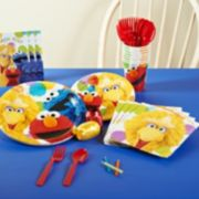 Sesame Street Party Supplies for 16