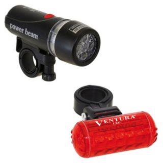 Ventura 5 LED Headlight and Taillight Set