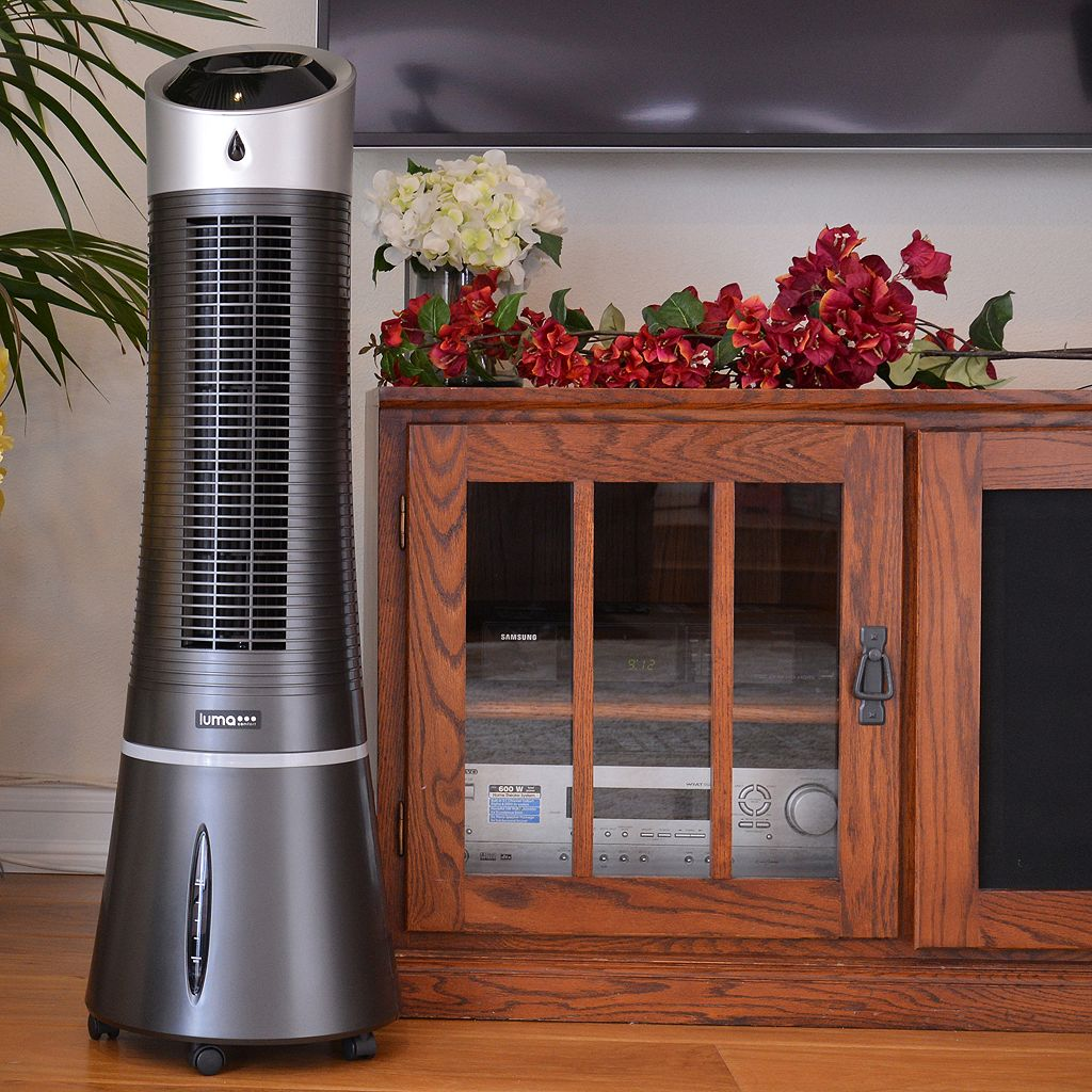 Luma Comfort 4-in-1 Tower Evaporative Humidifier and Cooler
