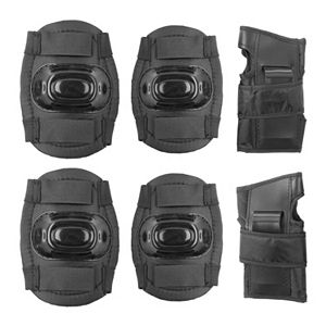 Youth Ventura Protection Set for Knees, Wrists and Elbows