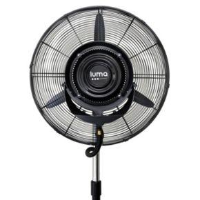 Luma Comfort 24-in. Hybrid Misting Fan