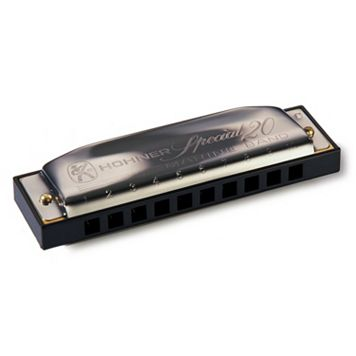 Hohner Special 20 Diatonic Harmonica - Key of C Major