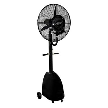 Luma Comfort 26-in. Commercial Outdoor Misting Fan