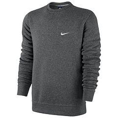 Men's Nike Swoosh Fleece Crew