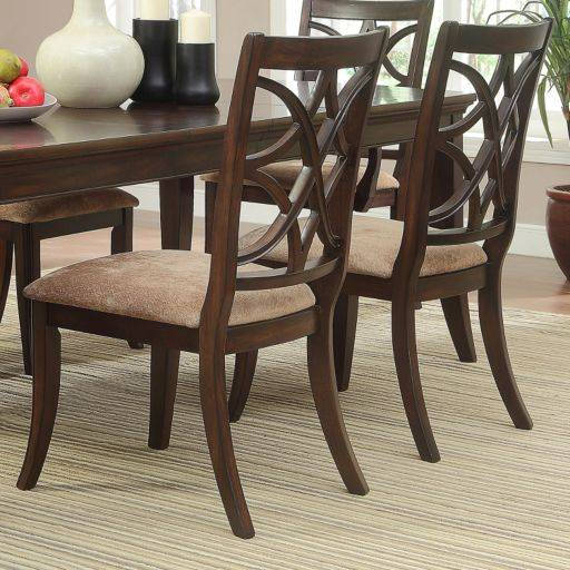 HomeVance 2-piece Hansford Side Chair Set