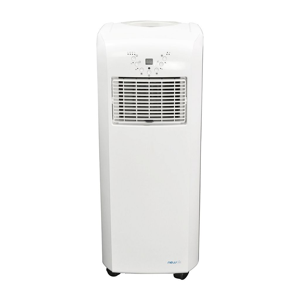 NewAir Ultra Compact 10,000 BTU Portable Air Conditioner and Heater