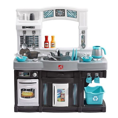 Step2 Modern Cook Play Kitchen Set