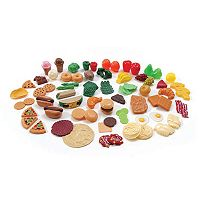 Step2 Pantry's Full 81-pc. Play Food Set