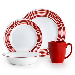 Corelle Brushed 16 pc Dinnerware Set
