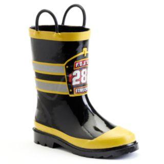 Western Chief F.D.U.S.A. Toddler Boys' Rain Boots