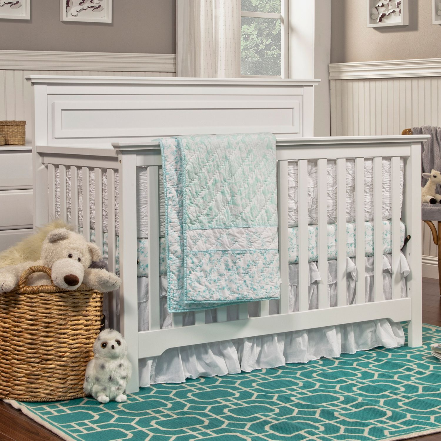 davinci autumn 4in1 convertible crib
