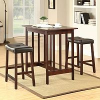 HomeVance 3-pc. Bistro Set