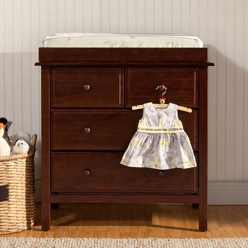 Autumn 4Drawer Changer Dresser