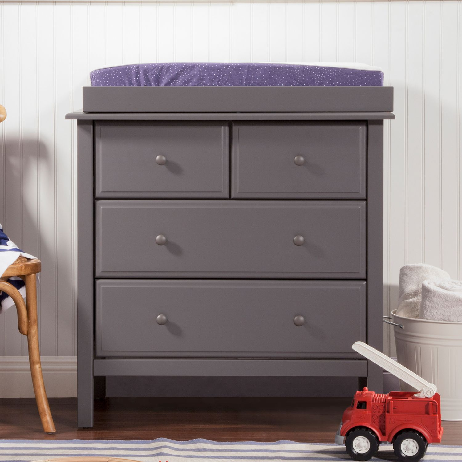 DaVinci Autumn 4 Drawer Changer Dresser