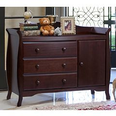 Million Dollar Baby Classic Ashbury Combo Dresser by