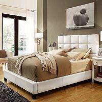 HomeVance Sylvia King Bed