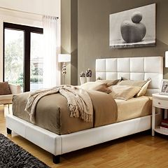 HomeVance Sylvia King Bed