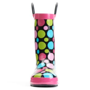 Western Chief Dot Party Girls' Rain Boots