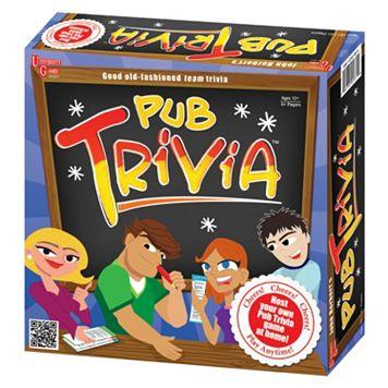 Pub Trivia by University Games