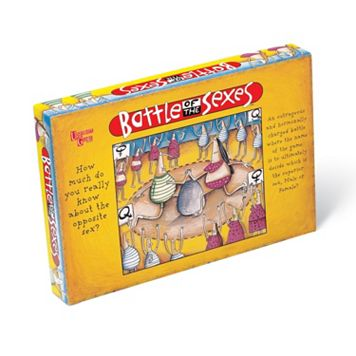 Battle of the Sexes Board Game by University Games