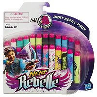 Nerf Rebelle Secrets & Spies 24 pkDart Refill by Hasbro