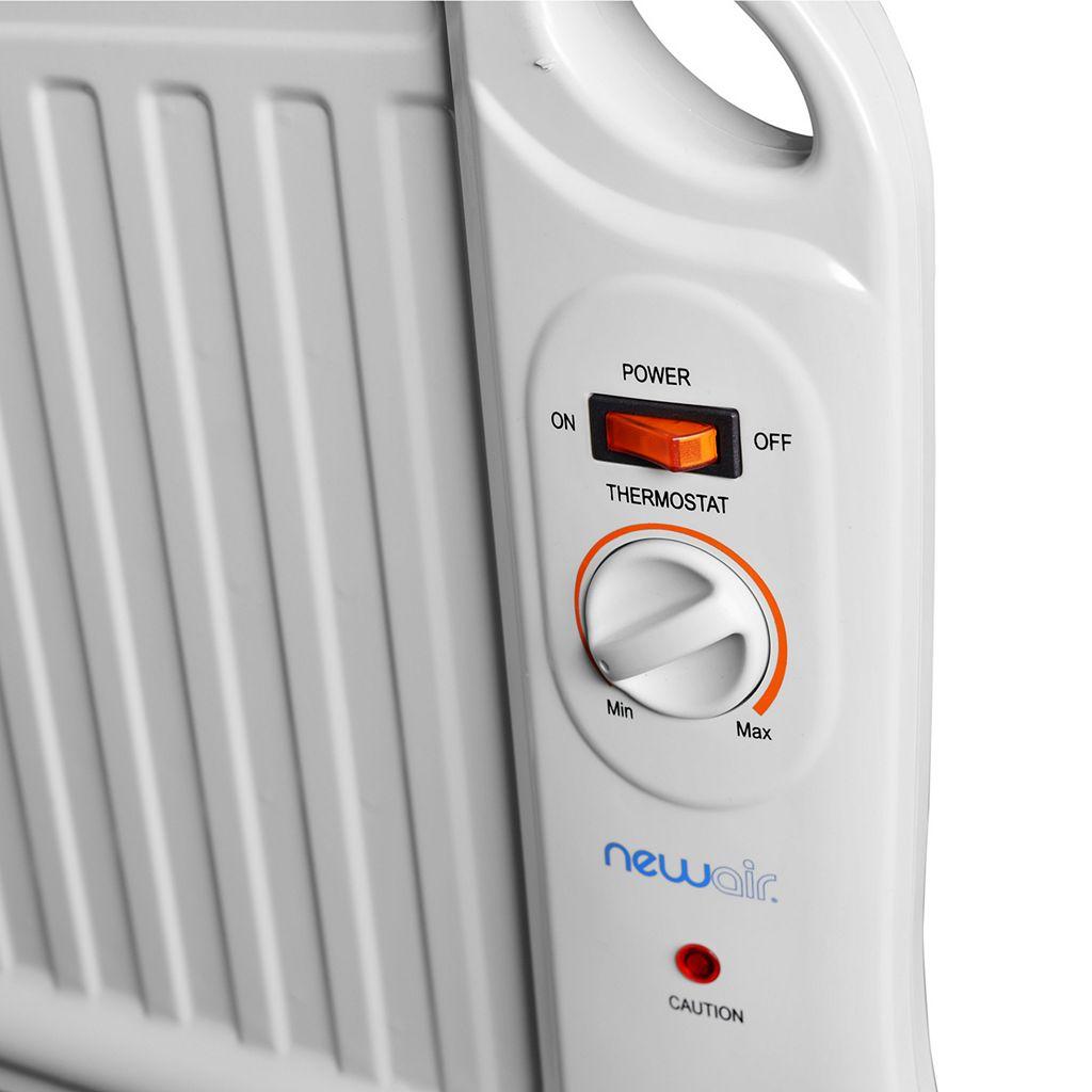 NewAir 400-Watt Portable Oil-Filled Radiator Space Heater