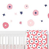 Babyletto In Bloom Wall Decals