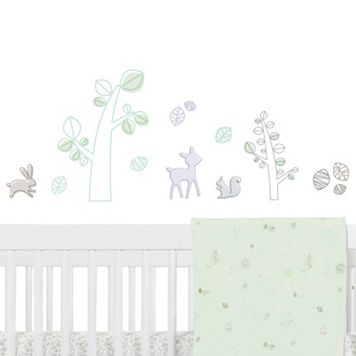 Babyletto Tranquil Woods Wall Decals