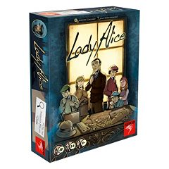 Lady Alice Board Game by
