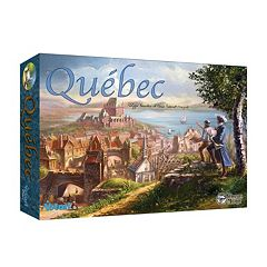 Quebec Board Game  by