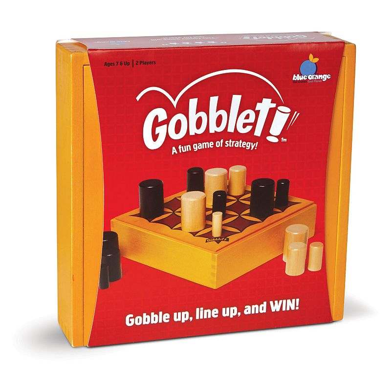 Dr. Toy Gobblet Board Game, Multicolor