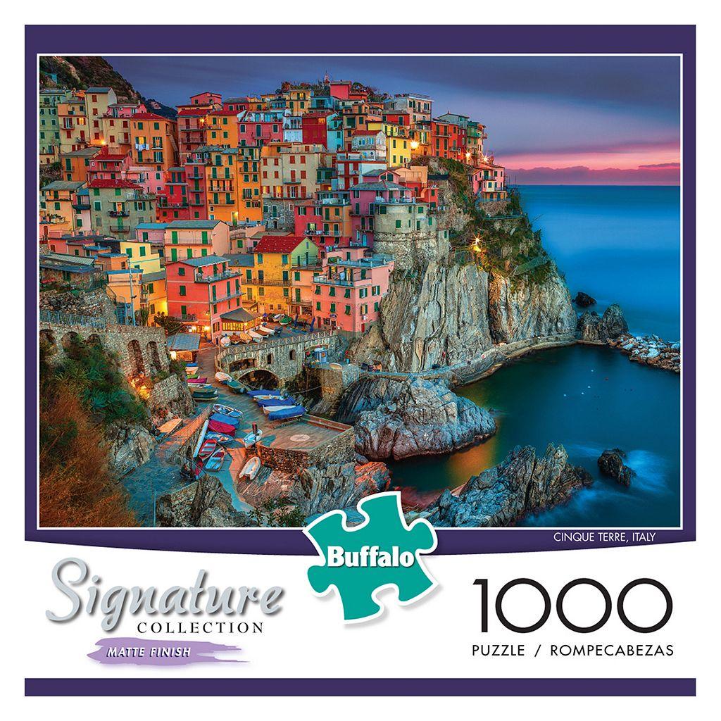 Signature Collection: Cinque Terre 1000-pc. Puzzle