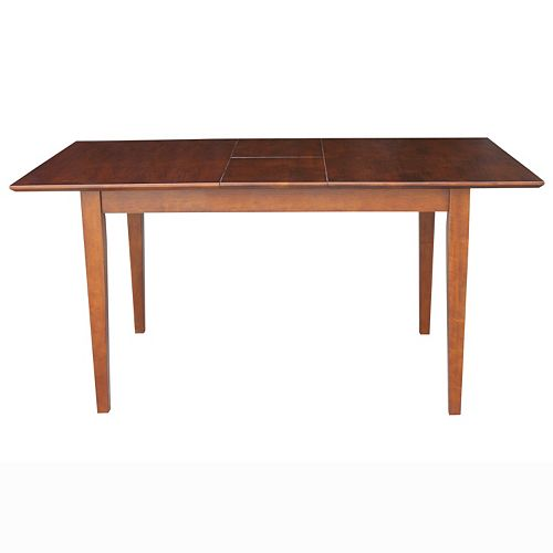 Shaker Butterfly Extension Table