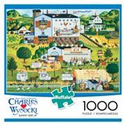 Charles Wysocki: Sunny Side Up 1000 pc Puzzle