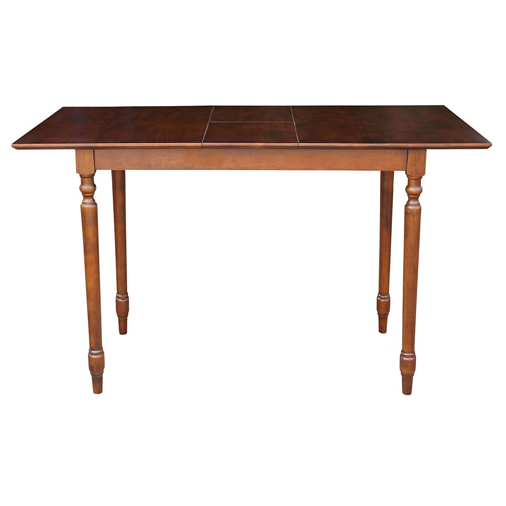 Butterfly Extension Counter-Height Table