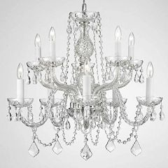 Gallery Scalloped Chandelier