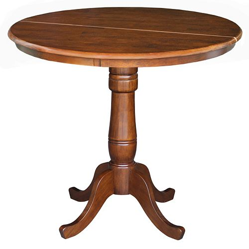 Round Extension Table