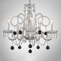 Gallery Jeweled Chandelier