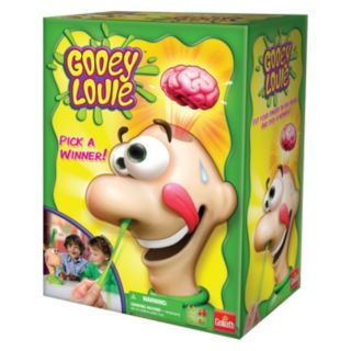 Gooey Louie Game