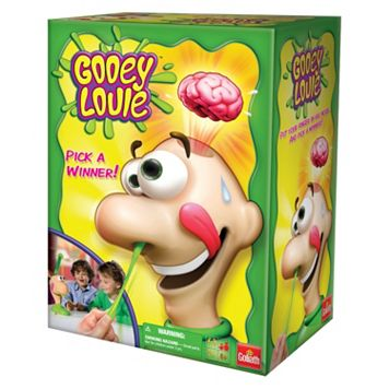 Gooey Louie Game