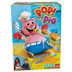 Pop the Pig Game by Goliath Games