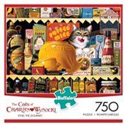 Charles Wysocki Cats: Ethel the Gourmet 750 pc Puzzle