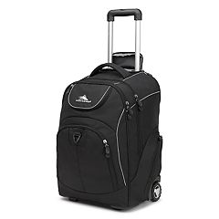 High Sierra Powerglide Wheeled Backpack
