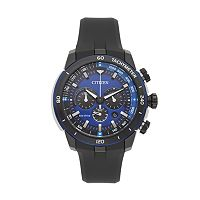 Citizen Eco-Drive Men's Ecosphere Chronograph Watch - CA4155-12L