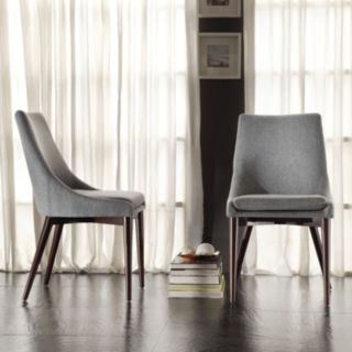HomeVance 2-pc. Allegra Side Chair Set