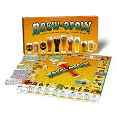 Brew-opoly Game by Late For The Sky