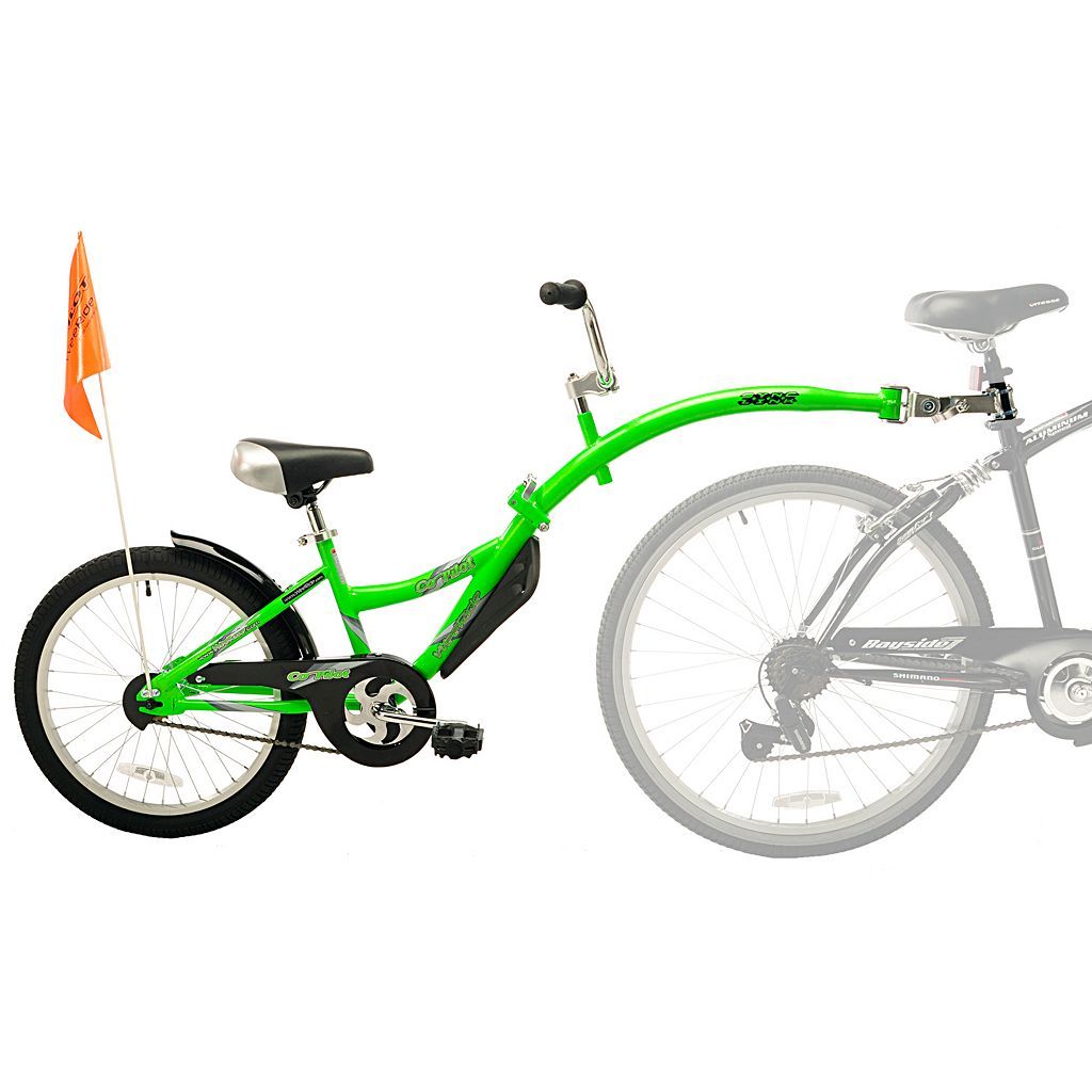 WeeRide Co-Pilot 20-in. Bike - Green